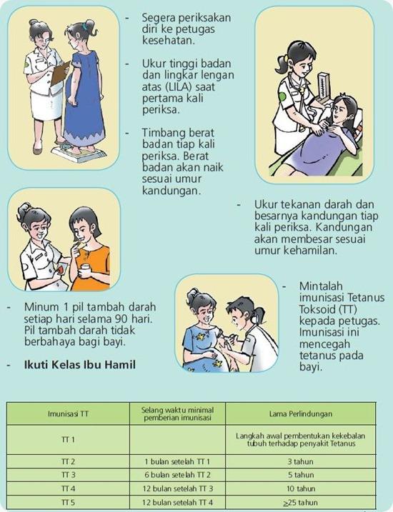Ibu Hamil 01 - Periksa Kehamilan Rutin